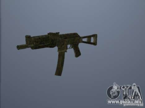 PP-19-01 CAMO para GTA San Andreas