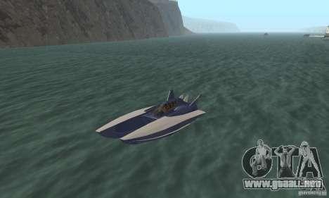 Powerboat para GTA San Andreas