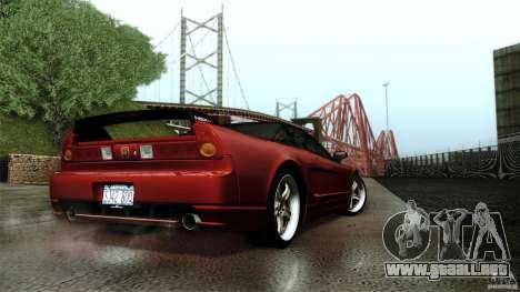 Honda NSX-R 2005 para GTA San Andreas left