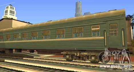 FERROCARRIL mod para GTA San Andreas tercera pantalla