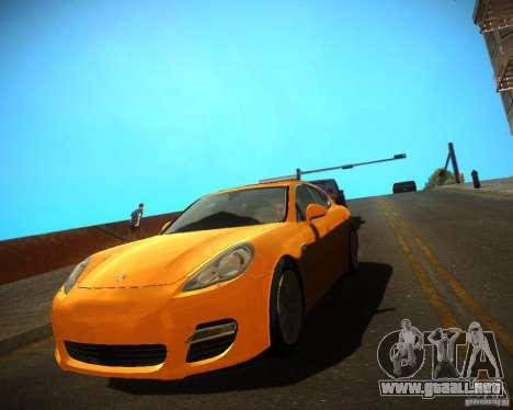 ENBSeries Realistic para GTA San Andreas quinta pantalla