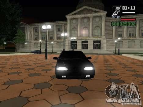 VAZ 2113 LT para GTA San Andreas left