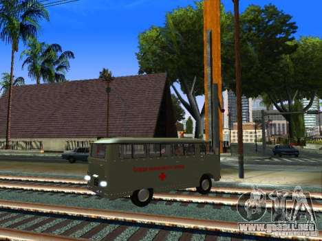 Emergencia RAPH-977IM para la visión correcta GTA San Andreas