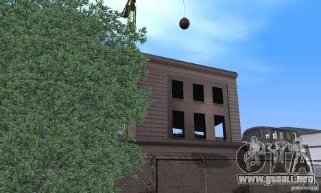 ENBSeries by dyu6 Low Edition para GTA San Andreas décimo de pantalla