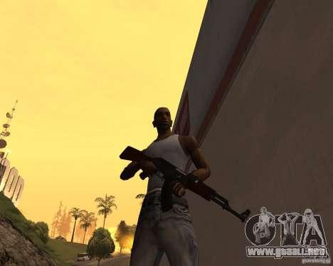 Guns Pack para GTA San Andreas