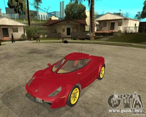 Lancia Stratos Fenomenon para GTA San Andreas