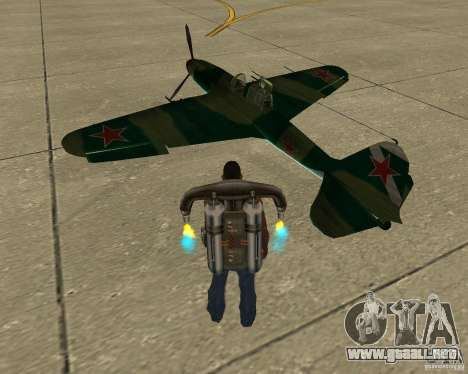 Il-2 m para GTA San Andreas left
