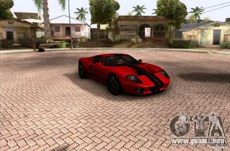ENBSeries by HunterBoobs v2.0 para GTA San Andreas tercera pantalla