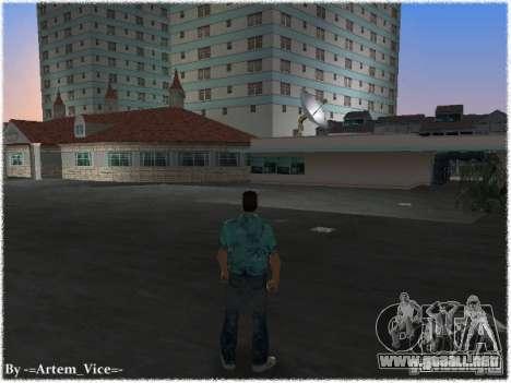 New Ocean Beach para GTA Vice City sucesivamente de pantalla