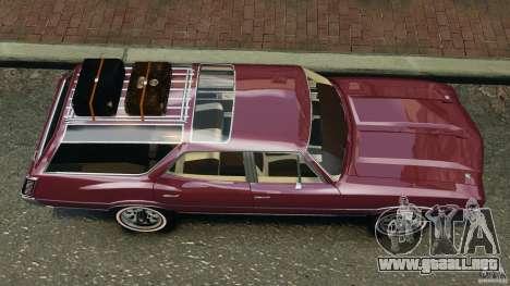 Oldsmobile Vista Cruiser 1972 v1.0 para GTA 4 visión correcta