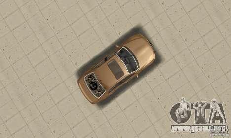 Lexus IS300 2005 para la visión correcta GTA San Andreas