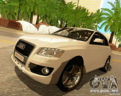 Audi Q5 para GTA San Andreas