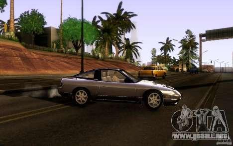 Nissan 180SX Kouki para visión interna GTA San Andreas