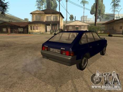AZLK 2141 para GTA San Andreas left