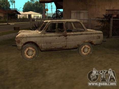 Zaporozhets de S.t.a.l.k.e.r. para GTA San Andreas