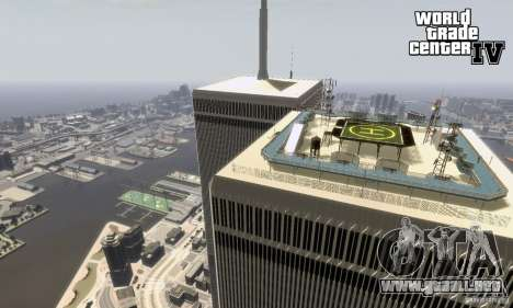 World Trade Center para GTA 4 séptima pantalla