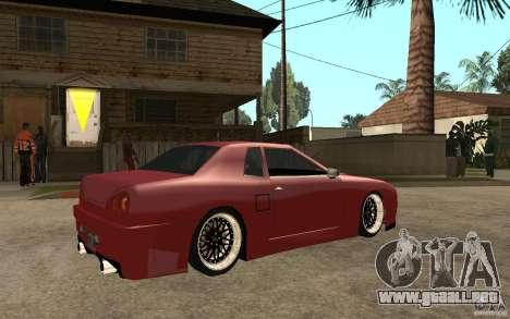 Elegy Modified para la visión correcta GTA San Andreas