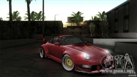Porsche 993 RWB para GTA San Andreas