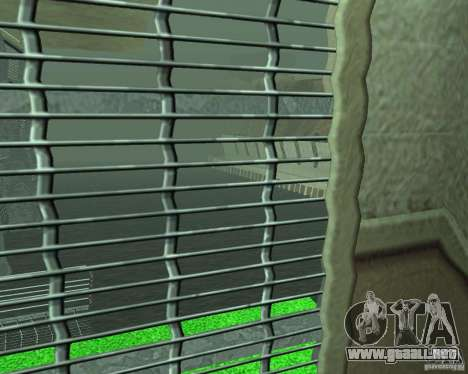 Base del dragón para GTA San Andreas sexta pantalla