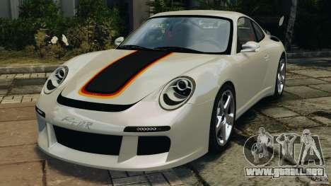 RUF RT12R 2011 para GTA 4