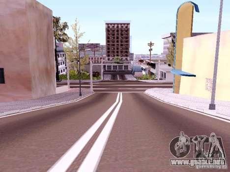 New Roads para GTA San Andreas tercera pantalla