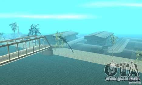New Island para GTA San Andreas
