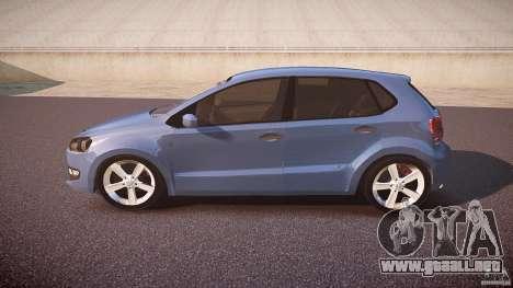 Volkswagen Polo 2011 para GTA 4 left