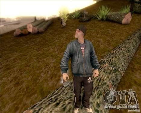 SkinPack for GTA SA para GTA San Andreas