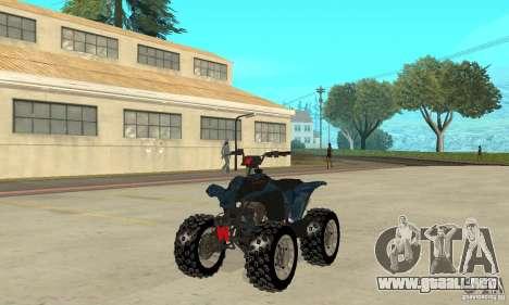 Honda Sportrax para GTA San Andreas