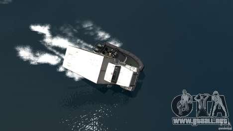 Benson boat para GTA 4 visión correcta