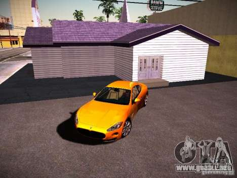 ENBSeries By Avi VlaD1k v2 para GTA San Andreas sucesivamente de pantalla