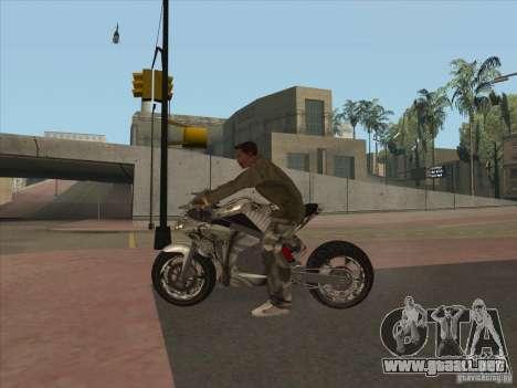 TLaD Double T Custom para la visión correcta GTA San Andreas