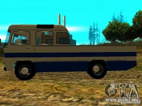 SURCO 672.60 al aire libre para GTA San Andreas left