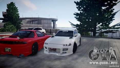 Mitsubishi 3000GT ST para GTA 4