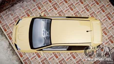 Honda Civic Type R 2005 para GTA 4 visión correcta