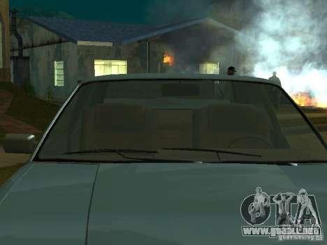 El taxi de romanos de GTA4 para el motor de GTA San Andreas