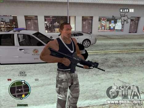 Pack de GTA IV para GTA San Andreas tercera pantalla