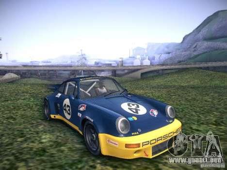 Porsche 911 Carrera RSR1974 3.0 para GTA San Andreas