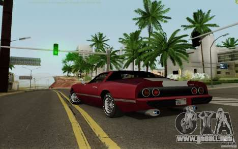 Phoenix HD para GTA San Andreas left