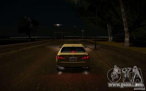 SA Illusion-S V1.0 SAMP Edition para GTA San Andreas octavo de pantalla