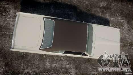 Plymouth Scamp 1971 para GTA 4 visión correcta