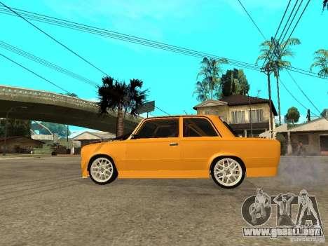 VAZ 2101 Globus para GTA San Andreas left