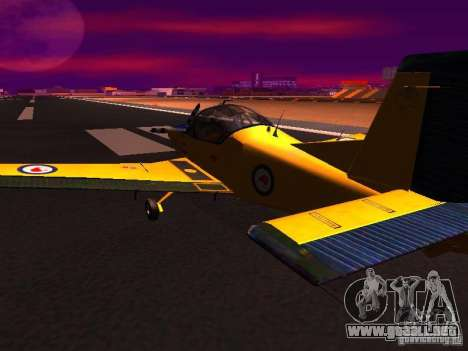 CT-4E Trainer para GTA San Andreas left