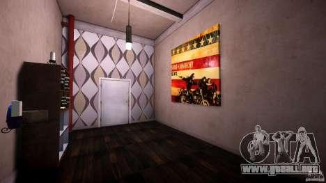 New texture for Algonguin savehouse para GTA 4 adelante de pantalla