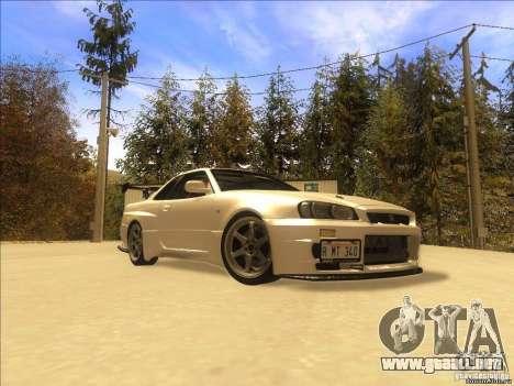 Nuevas pantallas de carga para GTA San Andreas segunda pantalla