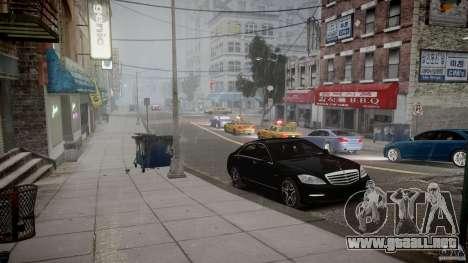 Realistic ENBSeries V1.1 para GTA 4 quinta pantalla