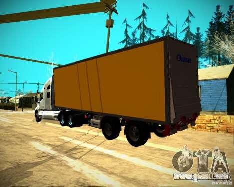 El remolque Krone Biedra para GTA San Andreas