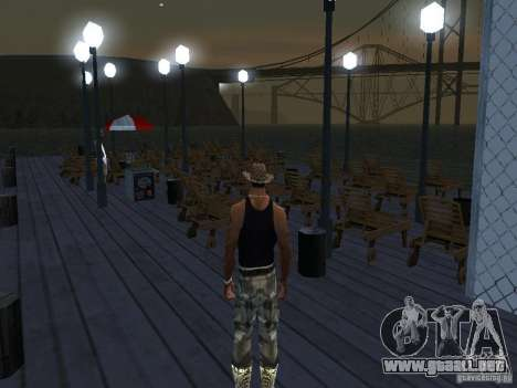 Happy Island 1.0 para GTA San Andreas segunda pantalla