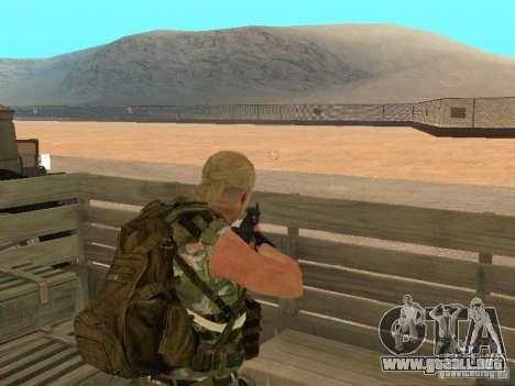 Comando ruso para GTA San Andreas tercera pantalla