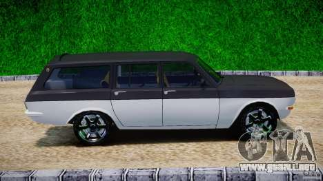 GAZ 24-12 1986-1994 Tuning para GTA 4 vista interior